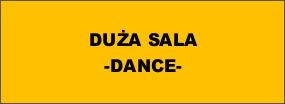 duża sala - szkoła tańca